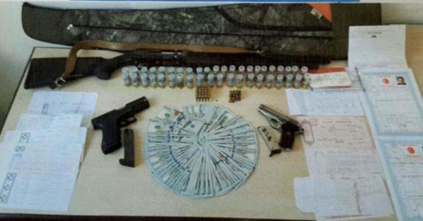 Suç çetesine operasyon! 9 gözaltı