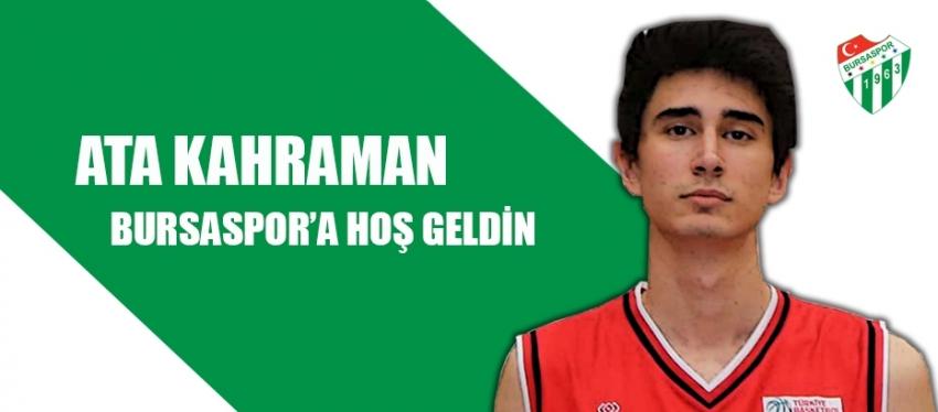 Ata Kahraman Bursaspor Basketbol'da