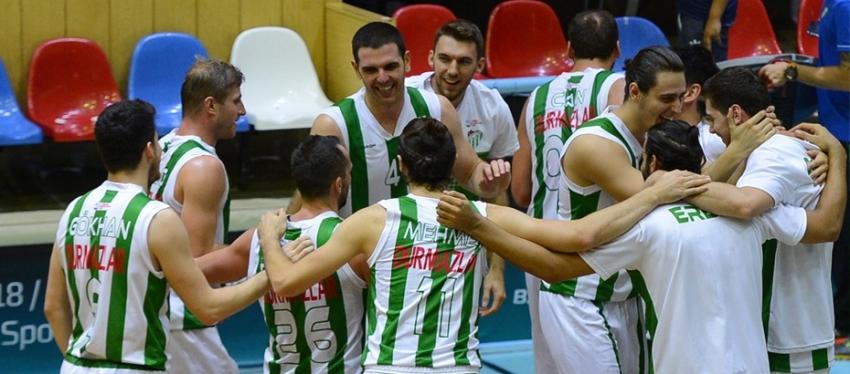 Bursaspor Basketbol Çeyrek Finalde!