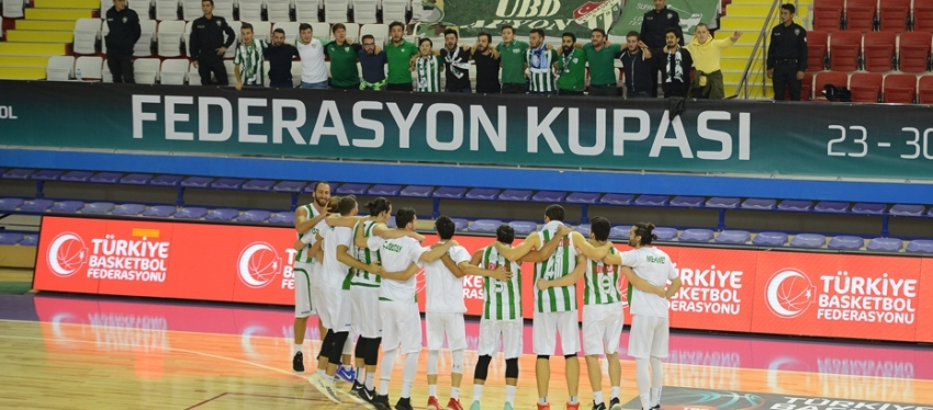 Bursaspor Basketbol Yarı Finalde!