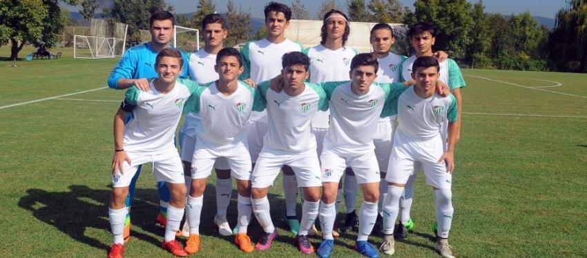 U17 Elit Ligi: Bursaspor 3-1 Demir Grup Sivasspor