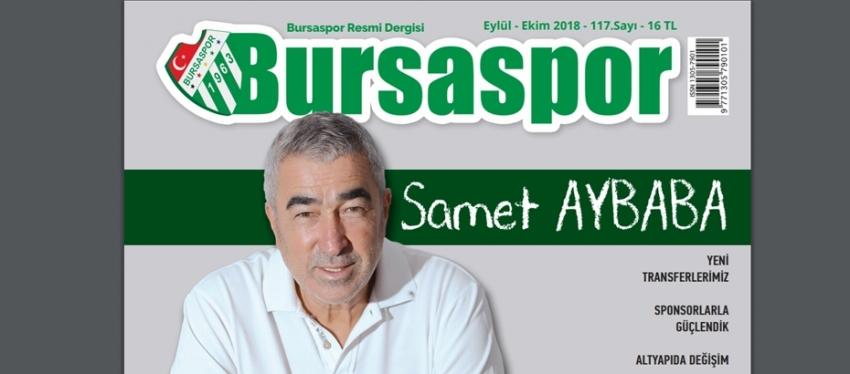 Bursaspor Dergisinin 117. sayısı çıktı