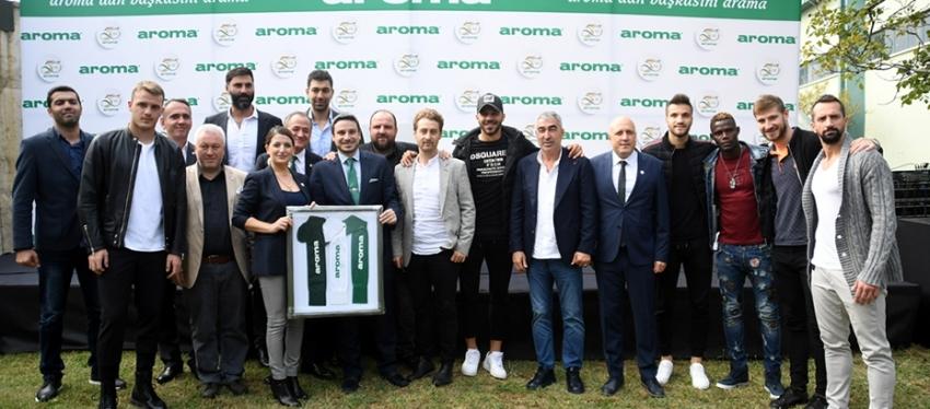 Bursaspor'dan Aroma'ya ziyaret