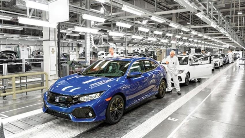 Türkiye'deki otomobil devi üretimi askıya aldı