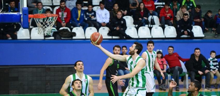 Bursaspor 94-81 Manisa BŞB