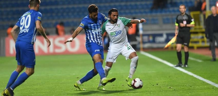 Kasımpaşa 1-1 Bursaspor