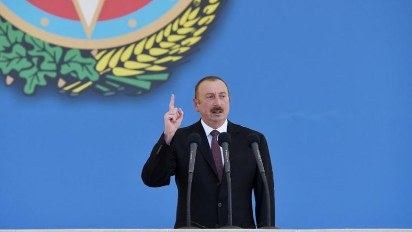 Aliyev'den Ermenistan'daki darbe girişimi hakkında ilk açıklama