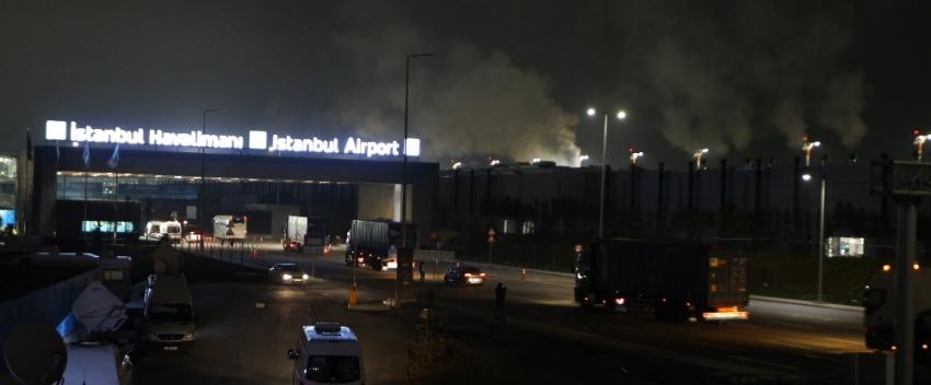 İstanbul Havalimanının taşınması 'Büyük Göç' belgesel filmine konu oldu