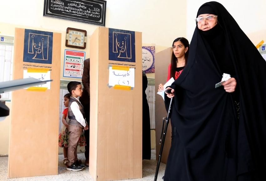 Irak'ta 10 ilde seçim sonuçları açıklandı