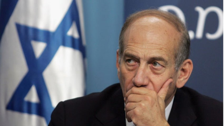 Ehud Olmert'a 8 ay hapis