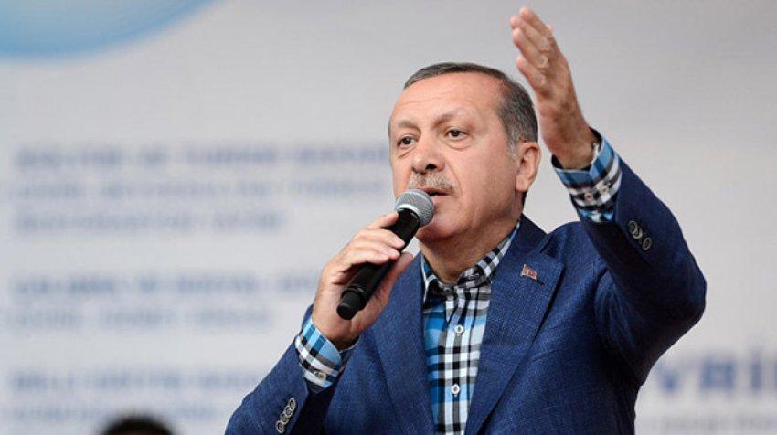 Erdoğan'dan o gazeteye sert tepki!
