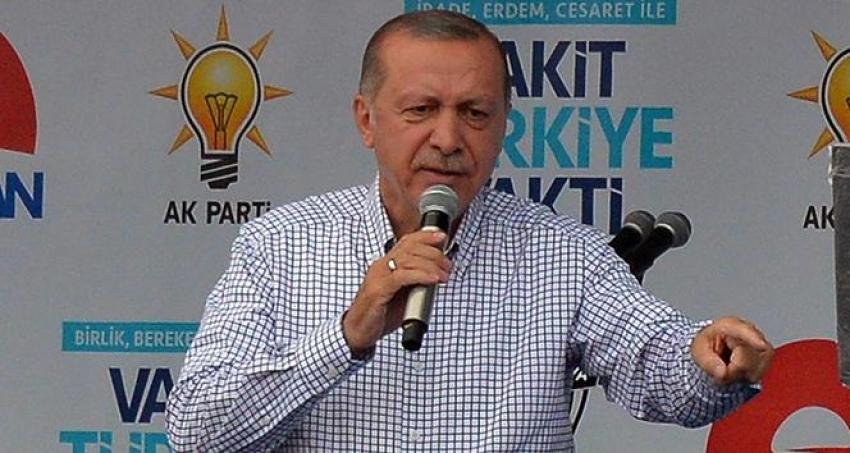 Cumhurbaşkanı Erdoğan: 'Bunların vizyonu kek kadar kek'