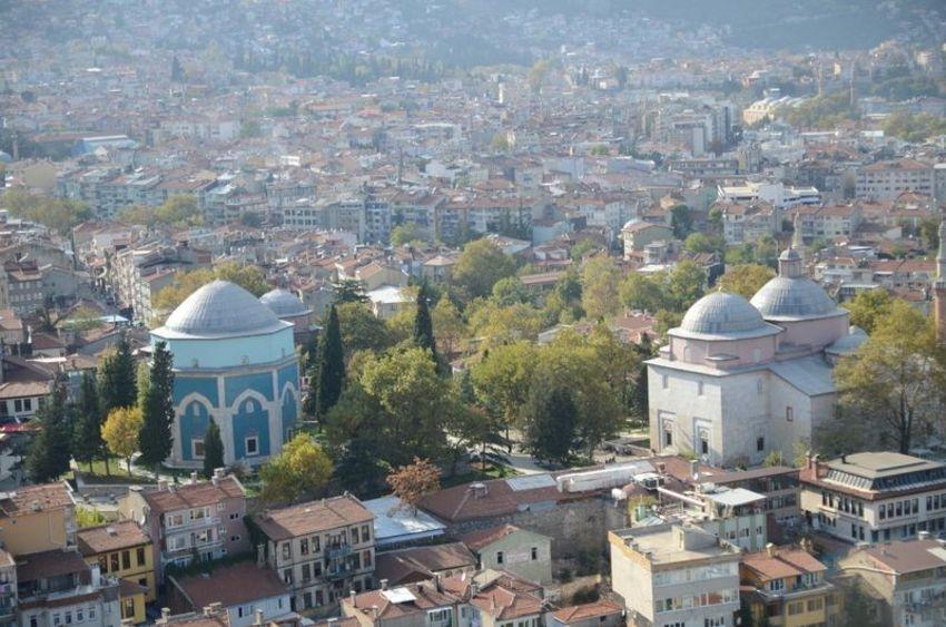 Bursa'da haftasonu hava nasıl olacak?