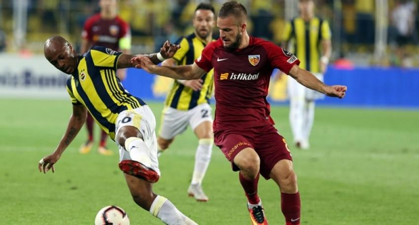 Fenerbahçe 2-3 Kayserispor