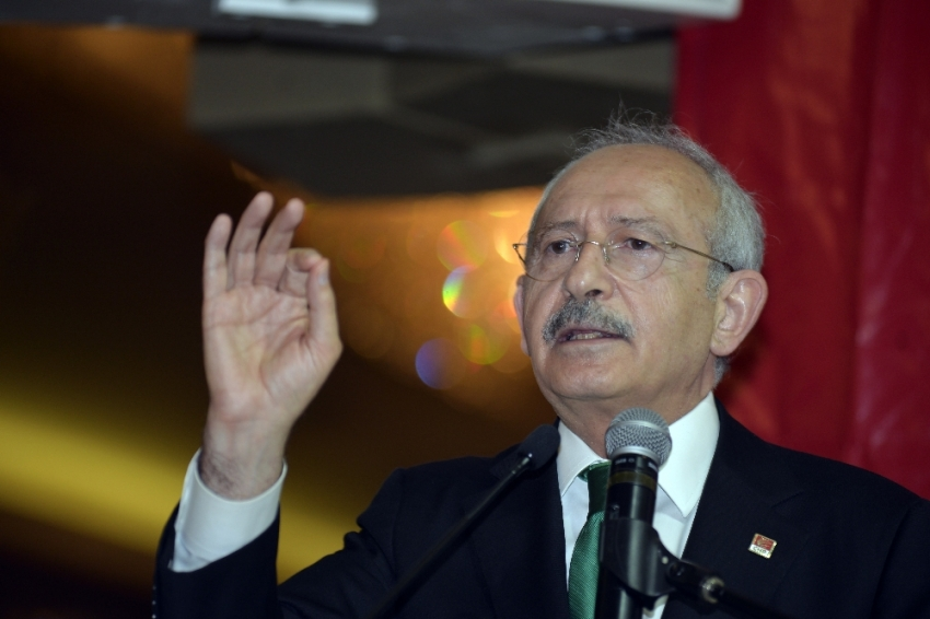 """Kılıçdaroğlu: """"Halk demokrasiden yana tavrını koydu"""""""