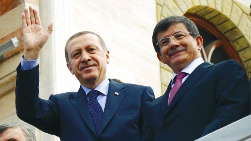 Davutoğlu Erdoğan'a gidiyor