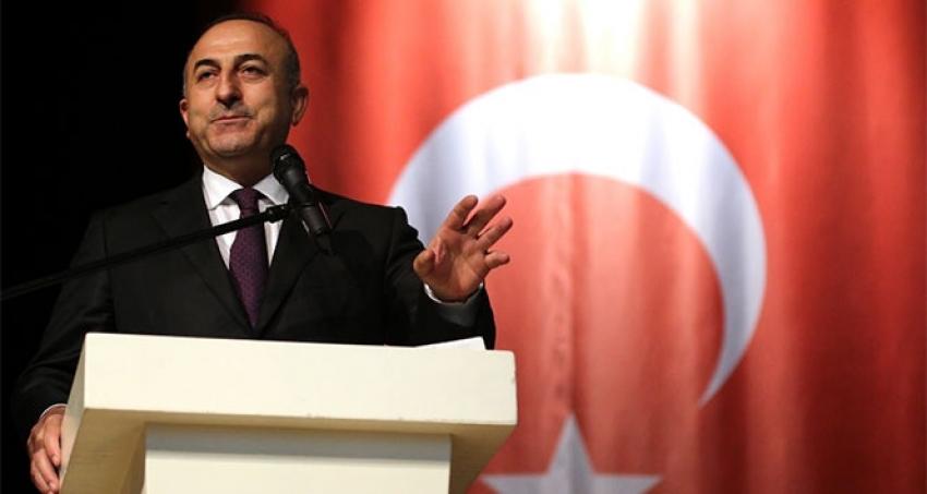 Bakan Çavuşoğlu: 'Mali saldırının arkasında bazı kardeş Müslüman ülkeler de var'