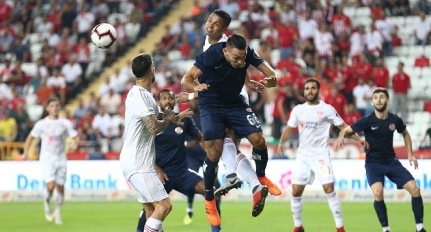 Antalyaspor 2-1 Sivasspor