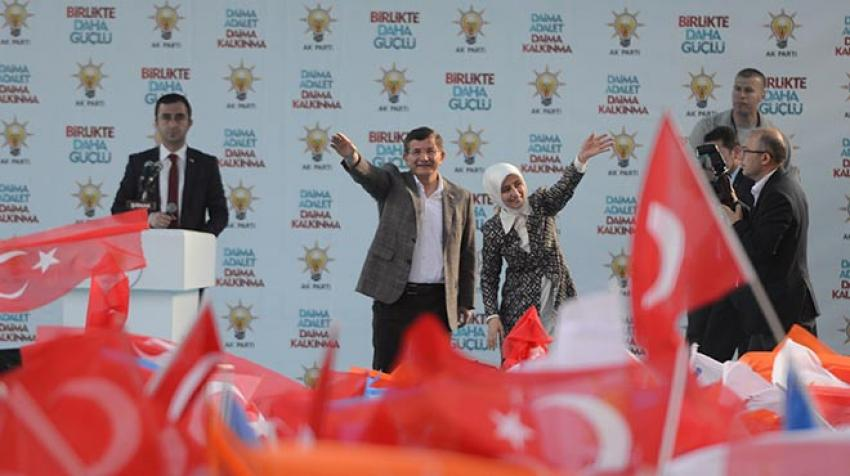 Davutoğlu'ndan Demirtaş'a cevap!