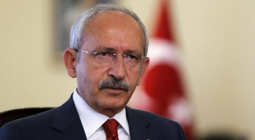 Kılıçdaroğlu'ndan ilk tepki