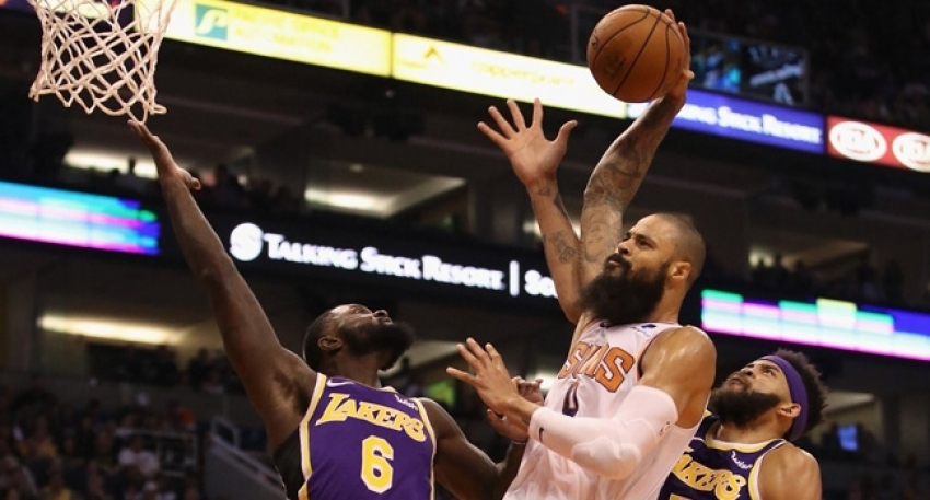 Tyson Chandler, Lakers'ta