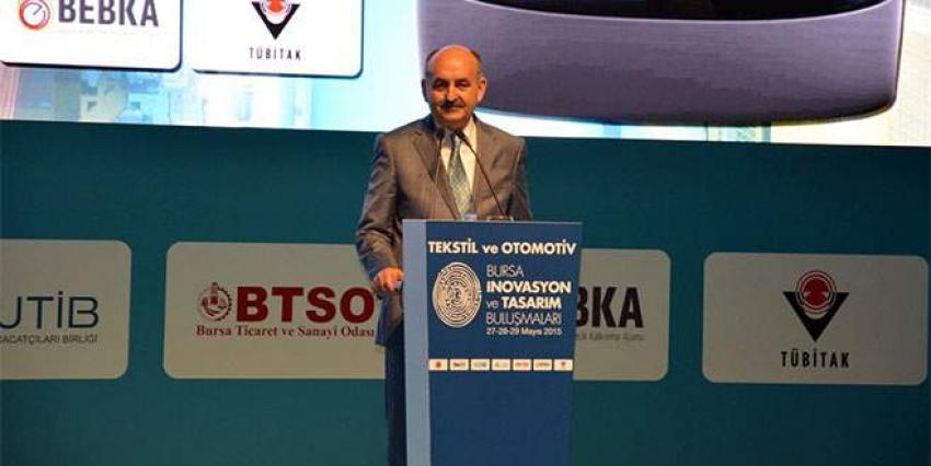 Bakandan Bursa'da önemli çağrı