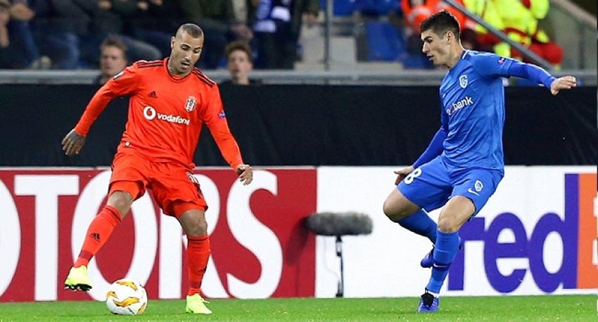 Genk 1-1 Beşiktaş