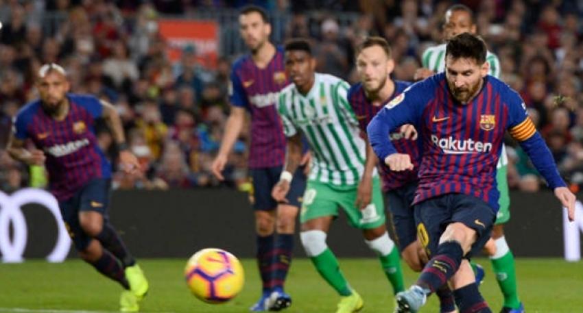 Messi'nin dönüşü Barcelona'ya yaramadı