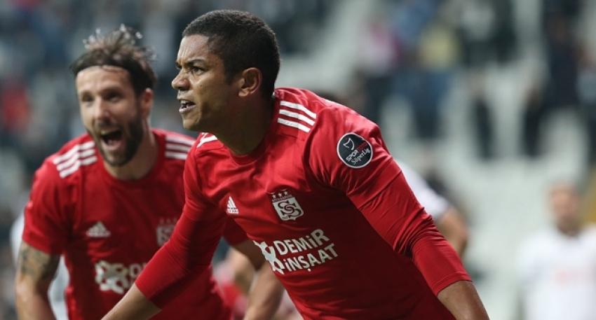 Beşiktaş 1-2 Demir Grup Sivasspor