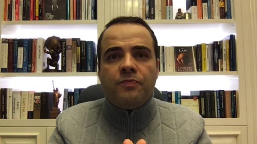 Ekonomist Özgür Demirtaş'a ölüm tehdidi!