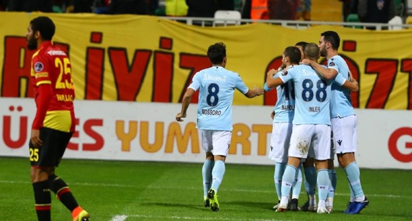 Göztepe 0-2 Başakşehir