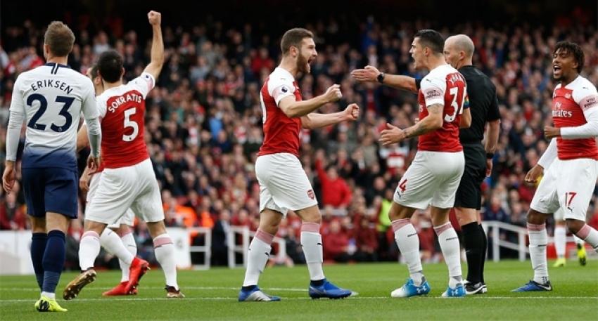 Arsenal 4-2 Tottenham