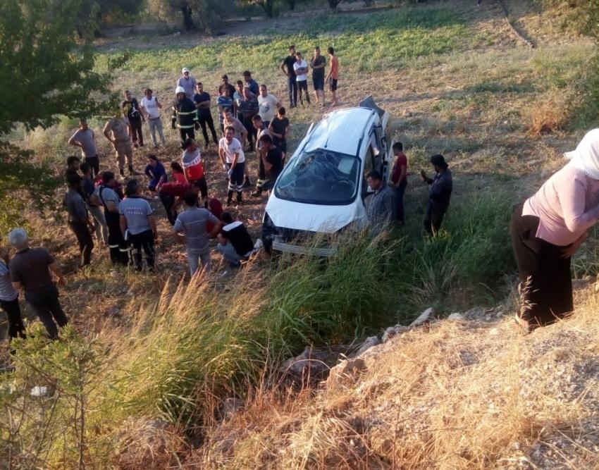 Hatay'da trafik kazası: 1 ölü, 8 yaralı