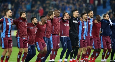 Trabzonspor 3-0 Atiker Konyaspor