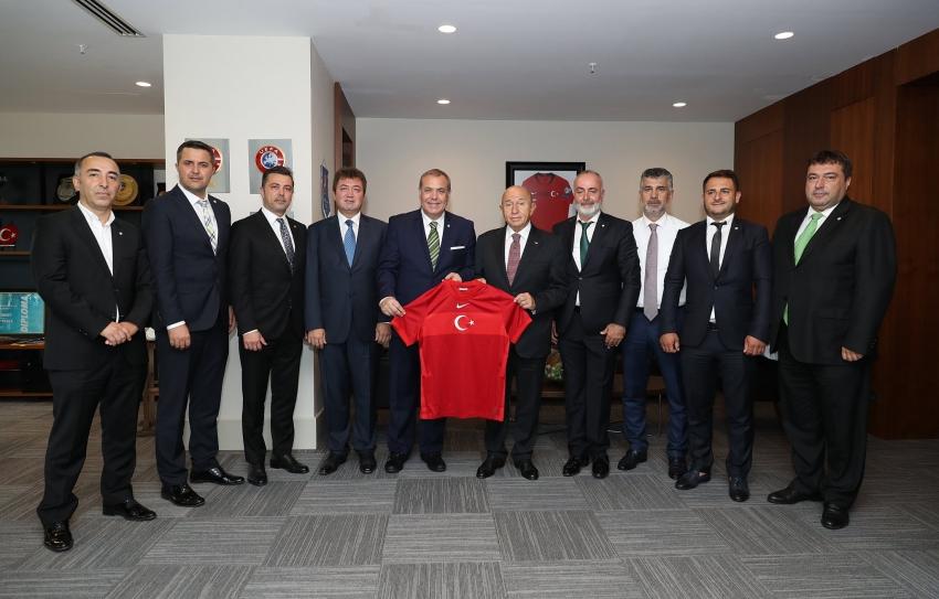 Bursaspor TFF'de