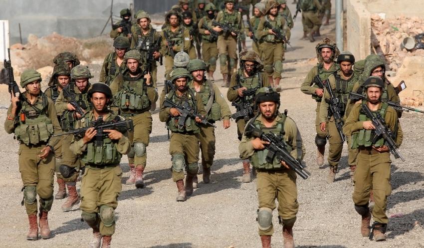 İsrail işgal güçleri 16 Filistinliyi gözaltına aldı
