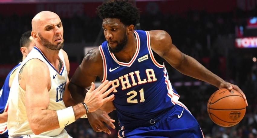 Philadelphia 76ers, Joel Embiid'le coştu