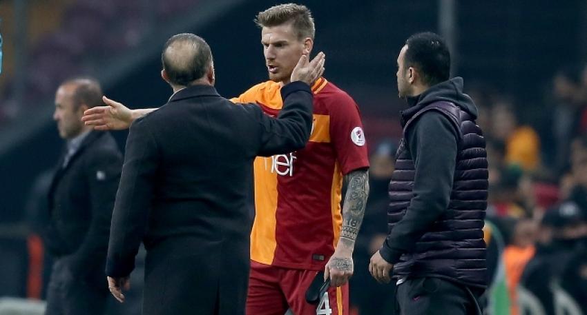 Galatasaray'dan Serdar Aziz'le yolları ayırma kararı