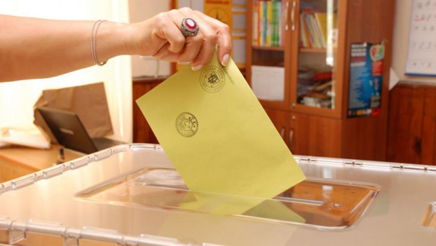 Seçim güvenliği tedbirleri belirlendi