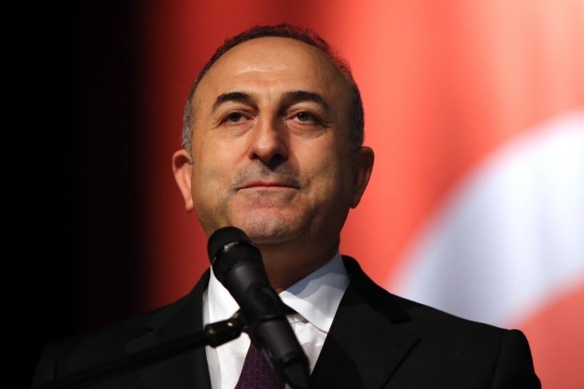 Çavuşoğlu'ndan Afrin açıklaması