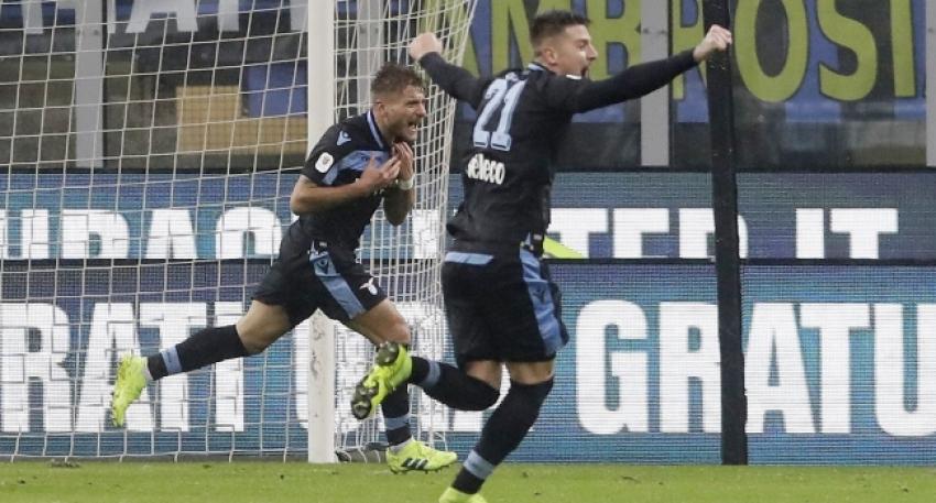 İtalya Kupası'nda son yarı finalist Lazio