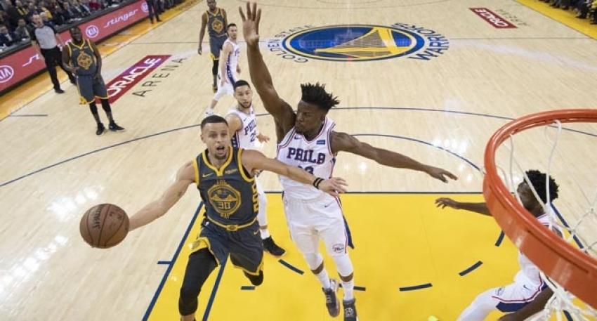 Curry'nin 41 sayısı yetmedi