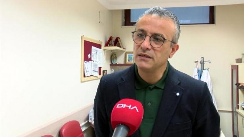 """""""Türkiye'ye özgü mutasyonlu koronavirüs var"""""""