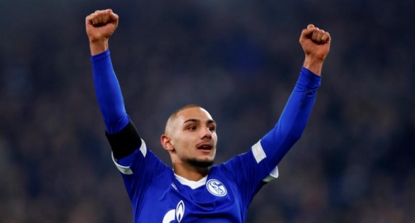 Schalke taraftarının umudu: Ahmed Kutucu