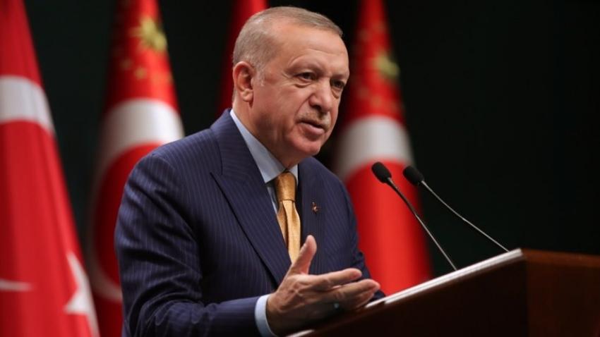 Cumhurbaşkanı Erdoğan'dan Rasim Öztekin mesajı