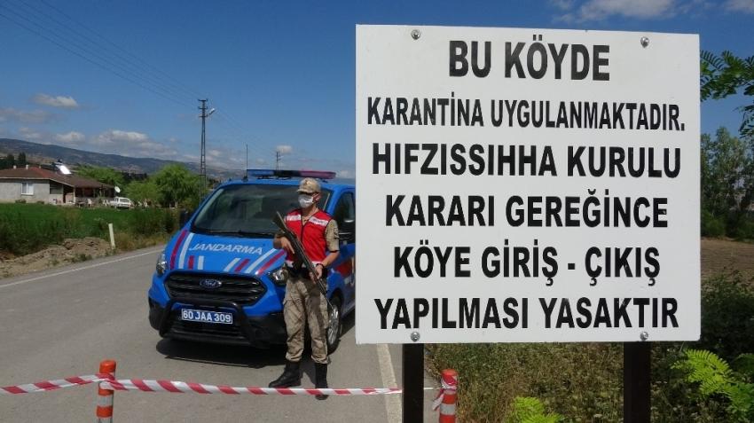 Karantinaya alınan köyde cuma ve bayram namazına şartlı izin