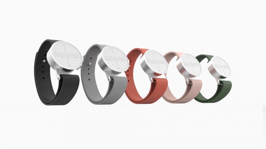 Görme engelliler için kol saati üretildi