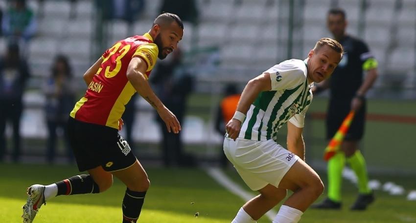 Konyaspor 0-0 Göztepe