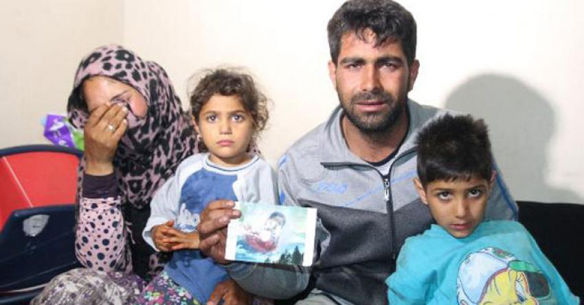 Suriyeli küçük Ragıp'tan iyi haber