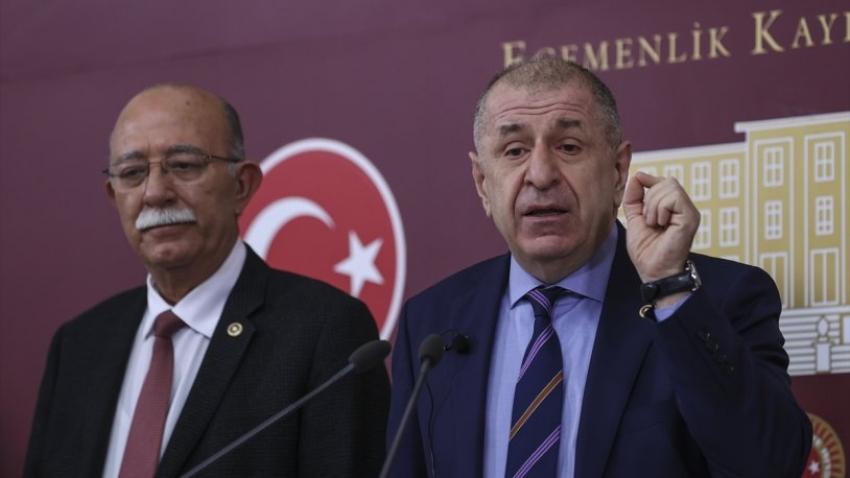 Ümit Özdağ ile yola çıkan İsmail Koncuk'tan yeni parti açıklaması